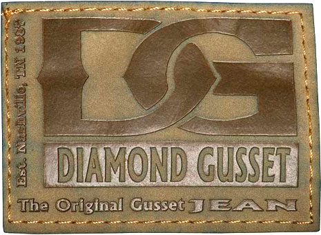Diamond Gusset Jeans